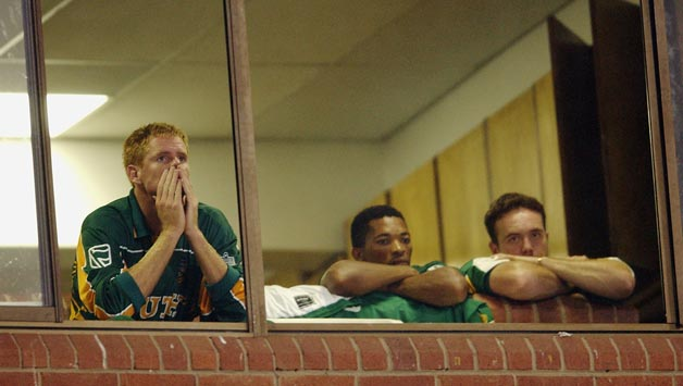 ICC Cricket World Cup 2003: South Africa's misery with the Duckworth-Lewis  tag team - Cricket Country