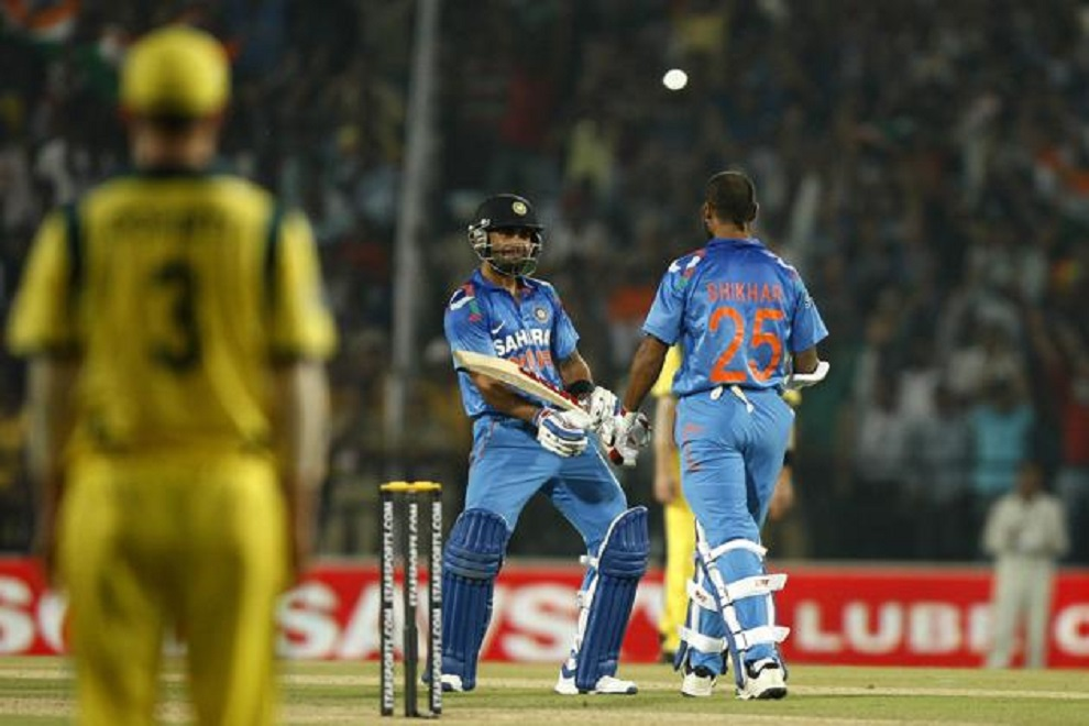 When teams chased down 350plus Score in ODI Cricket