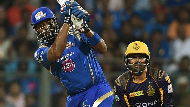 Mumbai Indians vs Kolkata Knight Riders, IPL 2016, Match 24 at ...