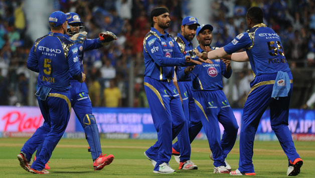 Mumbai Indians will play against Royal Challengers Bangalore in the 13th match of  IPL  9. © IANS