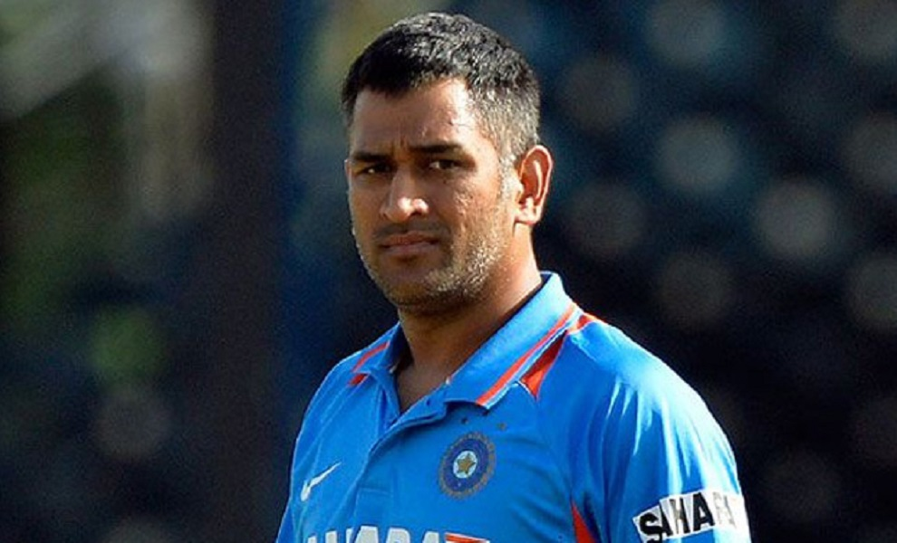 When MS Dhoni rushed to the toilet