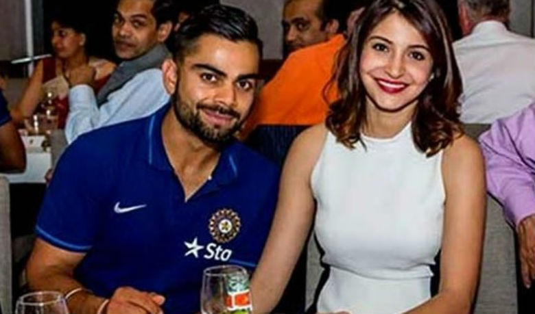 Break up? Who said? Virat Kohli, Anushka Sharma's latest picture suggests  they are together - Cricket Country