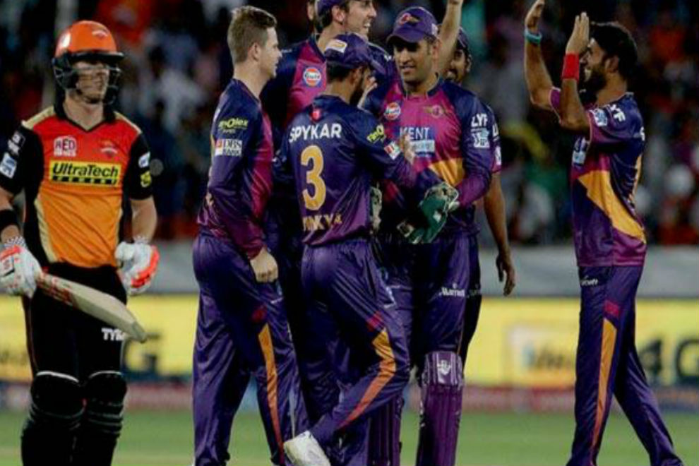 similarities between Sourav Ganguly's Pune Warriors India and MS Dhoni's Rising Pune Supergiants