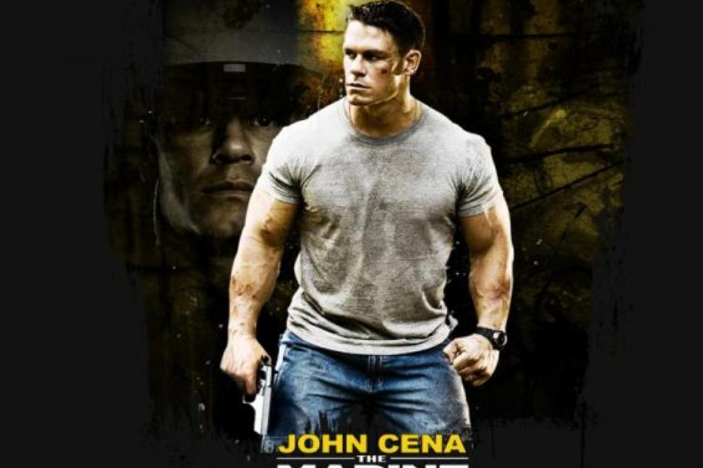 WWE superstars and their films