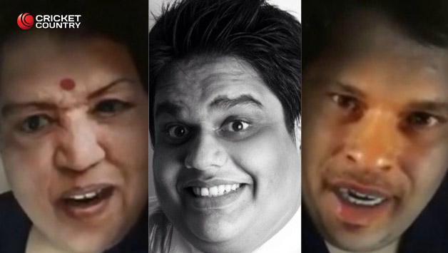 Tanmay's video created quite a stir among fans on social media Photo courtesy: YouTube screenshots and Tanmay Bhat's Twitter profile