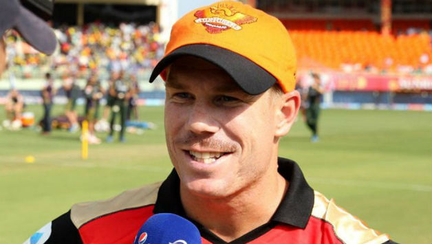 Ipl 2016 David Warner Is Dead Serious About His Cricket