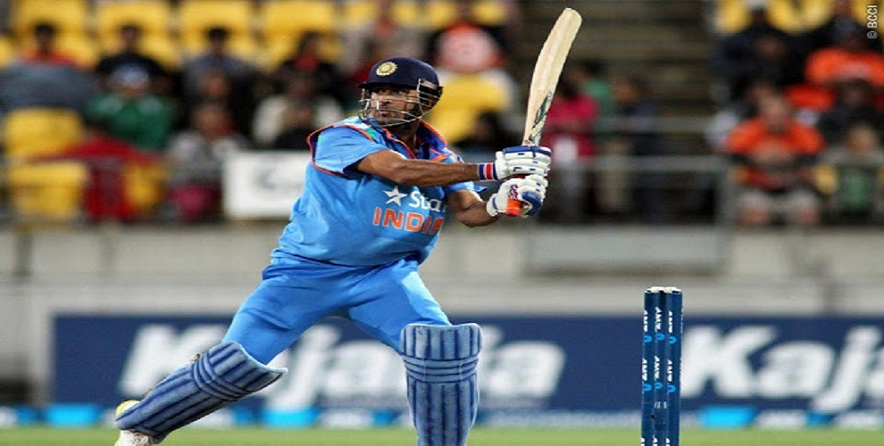 MS Dhoni most sixes against teams in ODI-db