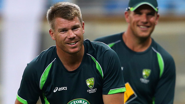 Aaron Finch has played alongside David Warner for a long time now and has observed him closely © Getty Imagse