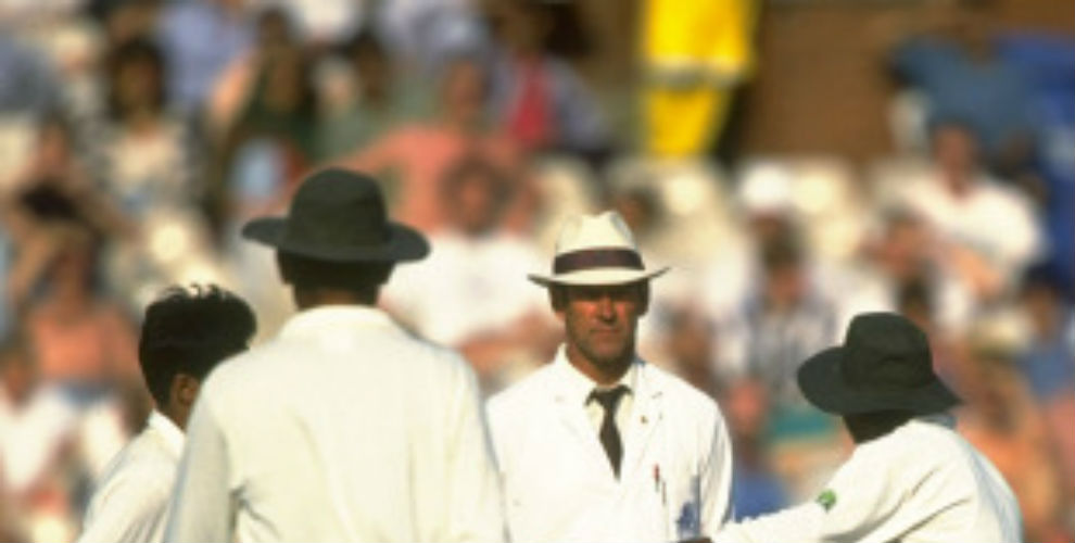 5 Instances when captain had altercation with field umpire on wrong decision