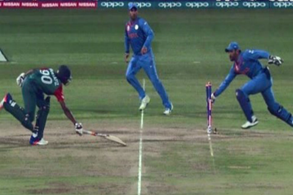 MS Dhoni's wicket keeping shows why he is best Indian wicketkeeper