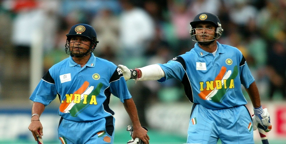 Most hundred partnerships by a pair in International Cricket