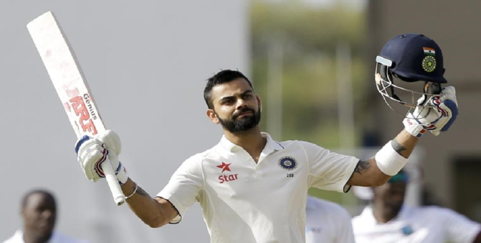 Virat Kohli, MS Dhoni and other Indian captains who scored double century in test cricket