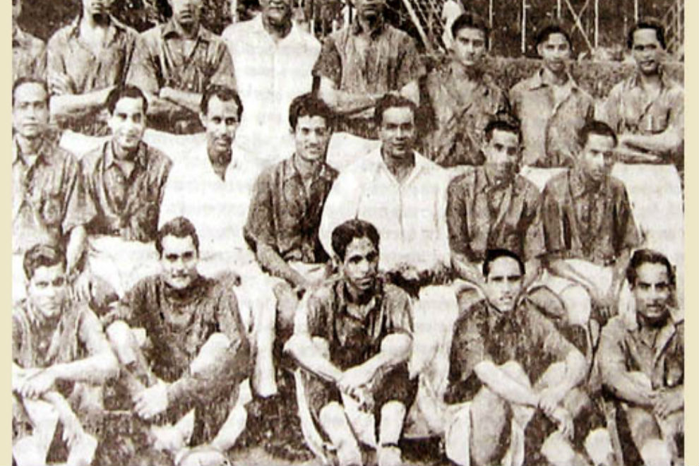 फोटो साभार: www.sportskeeda.comIs team Withdraw From The 1950 World Cup because they had to wear shoes?