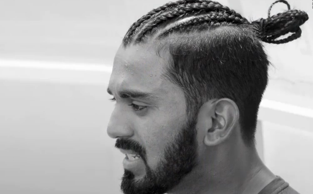 Video Kl Rahul S Parents Will Not Approve This Hairstyle But Chris Gayle Will Cricket Country