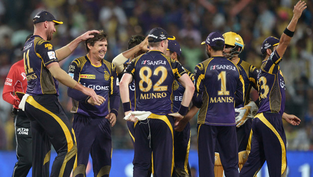 946ccb338570 Kolkata Knight Riders managed to finish in the top four in 2011