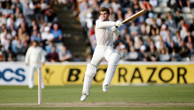 Martin Crowe is a New Zealand sporting icon