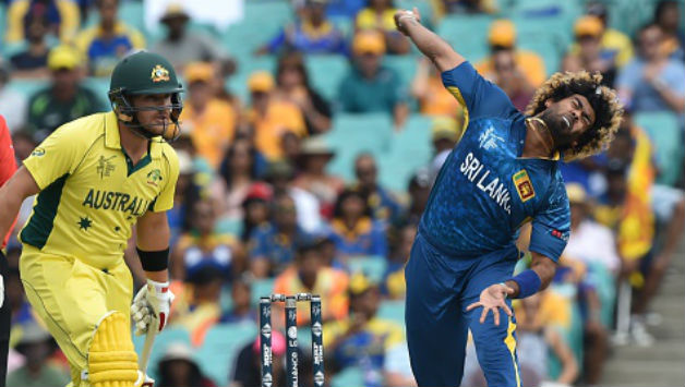 Aaron Finch Will Take On Lasith Malinga Getty Images File Photo