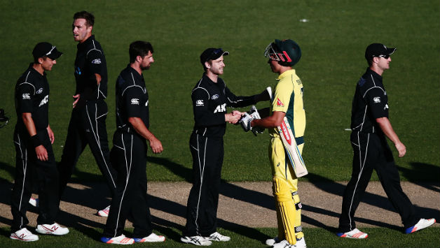 Australia Take On New Zealand In Match No 2 Of Ct 17 Getty Images