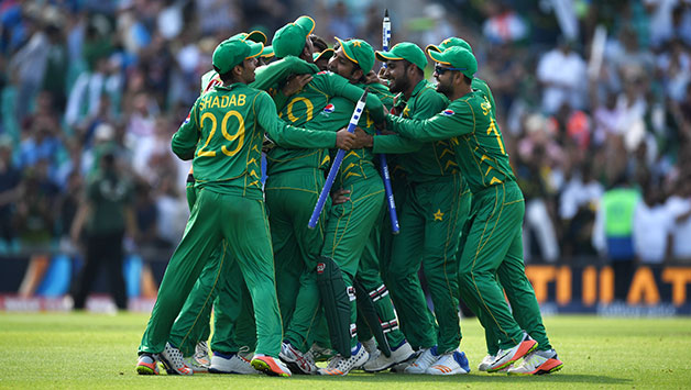 PCB has received the winners prize money for the