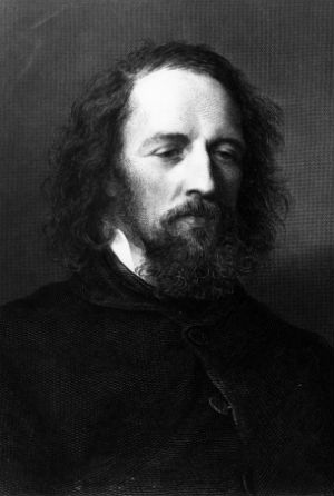 Alfred Lord Tennyson photo #2954, Alfred Lord Tennyson image