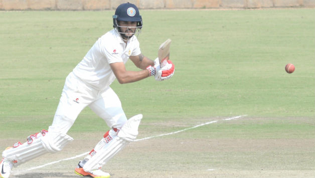 Manish Pandey is captain of the India A one-day squad.
