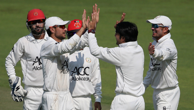 Afghanistan also won the Intercontinental Cup last year © Getty Images