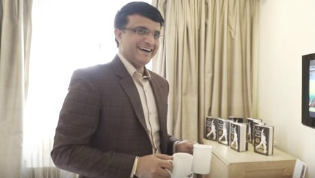 Watch Sourav Ganguly answer 38 off-beat questions