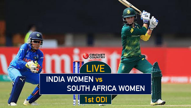 Highlights India Women Vs South Africa Women 1st Odi Ind Win Go 1 0 Up Cricket Country