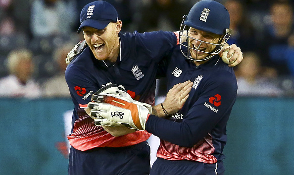 Jos Buttler and Ben Stokes © Getty Images