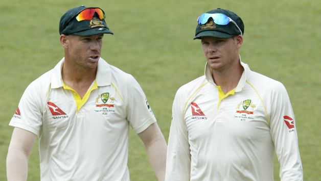 David Warner and Steven Smith © Getty Images
