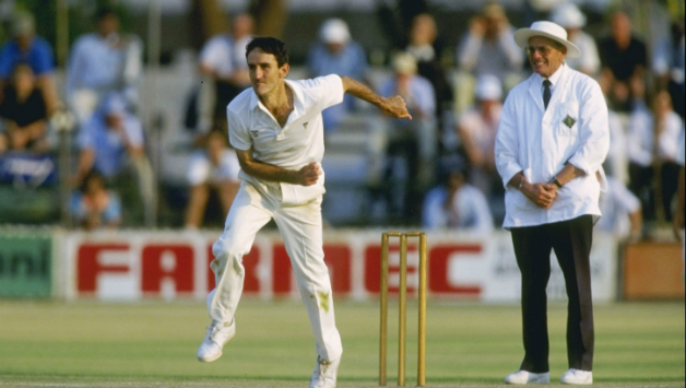 John Traicos remains the only one to play Test cricket for two countries outside his place of birth © Getty Images