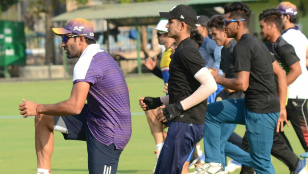 IPL 2018: Kolkata Knight Riders begin their practice - Cricket Country