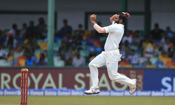 Mohammed Shami    Getty Images