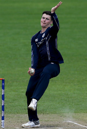 Scotland's Tom Sole © Getty Images