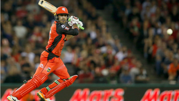 Mohammad Nabi played for Melbourne Renegades in the BBL 2017-18 © Getty Images