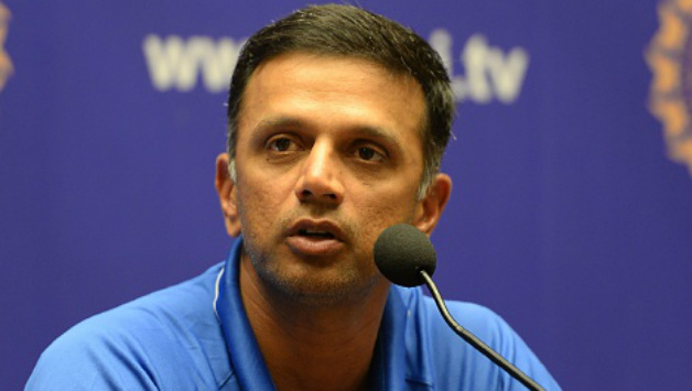 Rahul Dravid is India A and India Under-19 coach (Image courtesy: AFP)