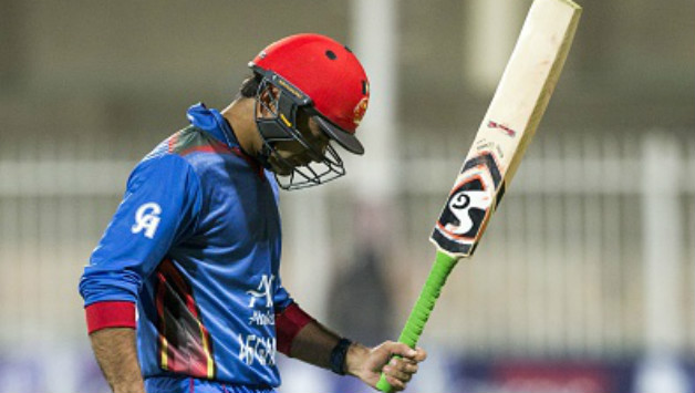 Afghanistan's hopes for qualifying in the 2019 World Cup is all but over (Image courtesy: AFP)