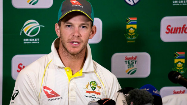 Tim Paine Forgotten Almost Retirement To Australia S 46th Test Captain Cricket Country