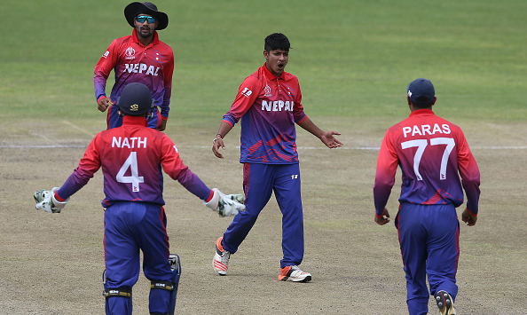 Sandeep Lamichhane © Getty Images