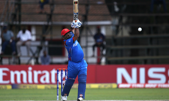 Mohammad Shahzad © Getty Images