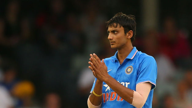 Akshar Patel is currently playing for Punjab in Indian T20 League © Getty Images