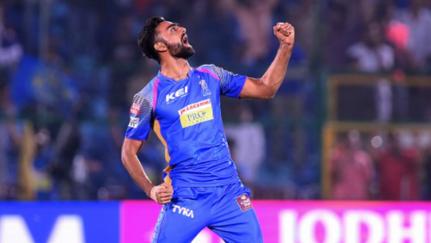 IPL 2018: Jaydev Unadkat reveals RR were ready for a 6 over contest -  Cricket Country