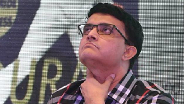 Sourav Ganguly has played the first five editions of the IPL © AFP