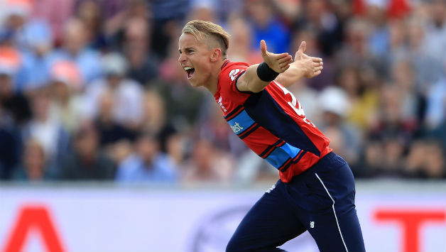 Tom Curran has played 6 T20Is for England © Getty Images