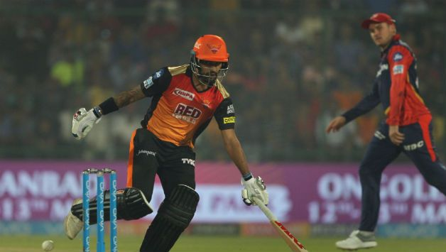 Shikhar Dhawan's coming-back-to-form ensured SRH's win    IANS