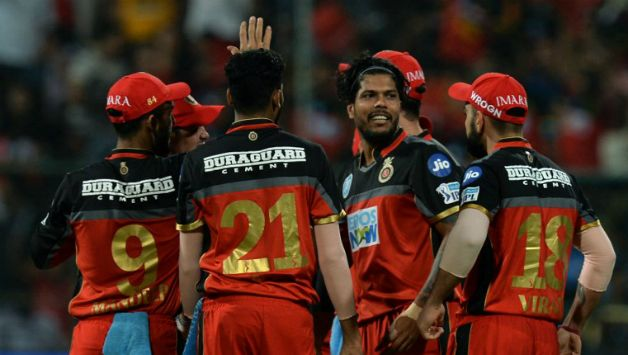 Royal Challengers Bangalore got the better of Mumbai Indians at home © AFP