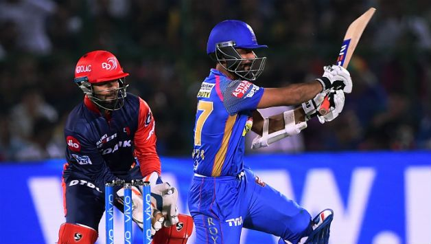 RR pipped DD in their earlier encounter at Jaipur  ©  AFP
