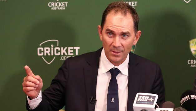 Justin Langer was appointed Australia coach last week © Getty Images