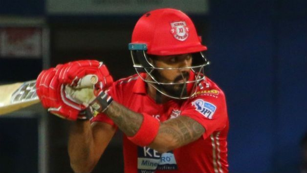 KL Rahul regains Orange Cap after his whirlwind 66. He was KXIP's only hope © IANS