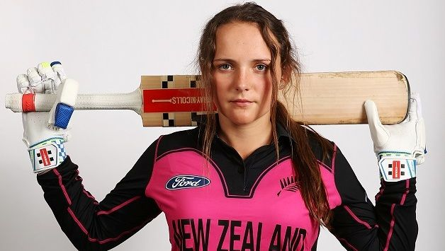 Amelia Kerr New Zealand Ireland Women